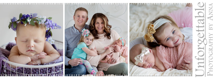 Family, Newborn, Children, and Senior Photographer